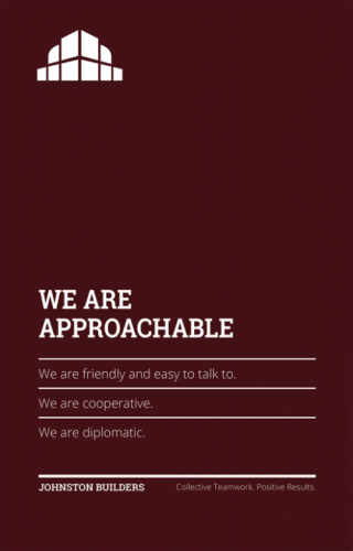 We Are Approachable