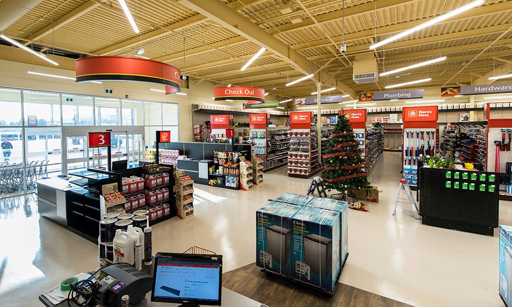 Home Hardware Osoyoos Interior